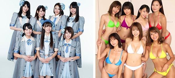 飛田新地はアイドルのような女の子しか働けない